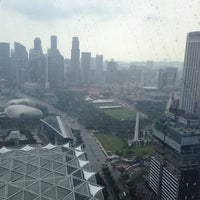 Photo taken at Suntec Tower Two by Nilesh D. on 10/28/2013