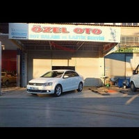 Photo taken at Özel Oto Rot Balans by Cihat V. on 7/7/2015