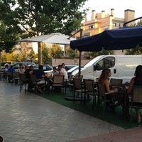 Photo taken at La Guapa Cafe by Eliseo V. on 8/26/2013