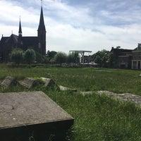Photo taken at Ouderkerk aan de Amstel by Reitsma S. on 5/28/2017