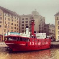 11/3/2013 tarihinde Aleksei K.ziyaretçi tarafından Lightship Relandersgrund'de çekilen fotoğraf