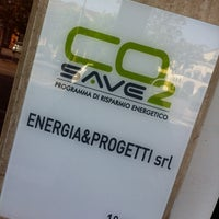 Photo taken at Energia&Progetti srl by Silvia L. on 4/17/2014