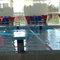 Photo taken at Sport Palace by Настюша К. on 10/27/2013