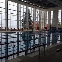 Photo taken at Sport Palace by Настюша К. on 11/2/2013