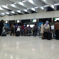 Photo taken at Terminal 1C by Prayashita A. on 3/20/2013