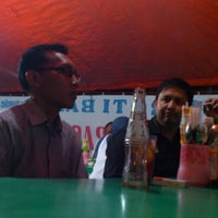 Photo taken at Roti Bakar Raos by wahyu s. on 10/1/2012
