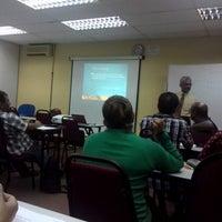 Photo taken at Asia E-University, Kuala Lumpur, Malaysia - Degree, Master, PhD, eLearning, by Ayu A. on 7/19/2014