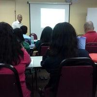 Photo taken at Asia E-University, Kuala Lumpur, Malaysia - Degree, Master, PhD, eLearning, by Ayu A. on 8/23/2014