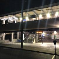Photo taken at Walnut PRT Station by Andrew L. on 9/26/2017