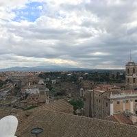 Terrazza delle Quadrighe - Luogo panoramico in Roma