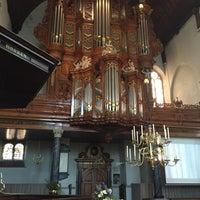 Photo taken at Groote Kerk by Andrew L. on 5/9/2015