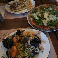 Photo taken at Ciao Bella Roma by Areej on 2/24/2017
