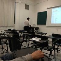 Foto tomada en Facultad de Ingeniería por David A. el 1/30/2013