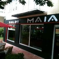 Photo taken at Salon Maia by Galata Saray❤️💛 G. on 6/2/2014
