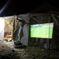 Photo taken at مخيم الحرية by Fahad A. on 12/19/2014