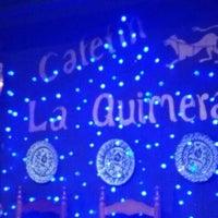 Foto tomada en Tablao Flamenco Cafetín La Quimera por Jair S. el 1/20/2016