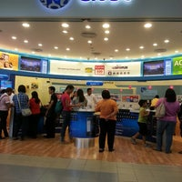 Photo taken at Globe Business Center by Jilian Kae L. on 7/15/2013