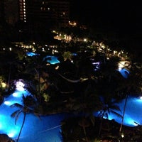 Photo taken at The Westin Maui Resort & Spa, Ka'anapali by Brian C. on 8/30/2013