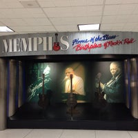 Photo Taken At Memphis International Airport Mem By Brian C On 11