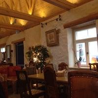 Photo taken at Müüriääre kohvik by Anastasia N. on 5/1/2014