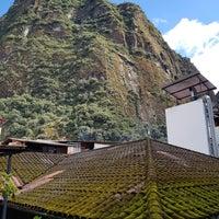 Foto tirada no(a) Aguas Calientes | Machu Picchu Pueblo por Sebastián R. em 3/29/2018