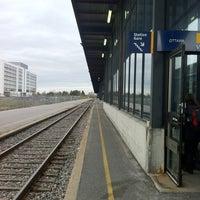 Photo taken at VIA Rail Ottawa by Michael C. on 10/29/2012
