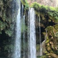 Photo taken at Yer Köprü Şelalesi by Ilknur T. on 8/13/2018