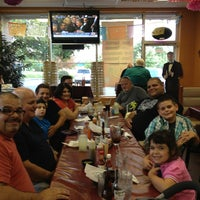 Photo taken at Azteca's Mexican Cuisine by Liz V. on 9/21/2013
