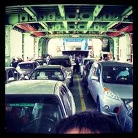 Photo taken at Penang Ferry Terminal (Pangkalan Raja Tun Uda) by Crazzy J. on 3/9/2013