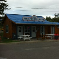 Photo taken at The Landing Fish And Chips by Martin B. on 9/3/2013