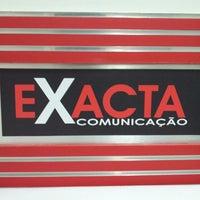 Photo taken at Exacta Comunicação E Publicidade by Rafael B. on 8/12/2013