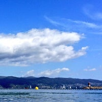 Photo taken at hotel o son do mar sanxenxo by Sebas L. on 8/13/2014