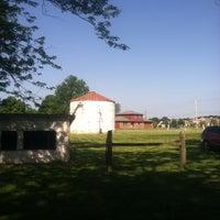 Photo taken at Maplelawn Farmstead by Ash J. on 8/10/2013