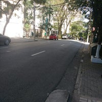Photo taken at Alameda Joaquim Eugênio de Lima by Álvaro R. on 5/1/2017