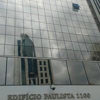 Photo taken at Edifício Paulista 1100 by Álvaro R. on 10/7/2016