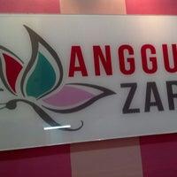 Photo taken at Anggun Zara by Omen D. on 4/13/2014