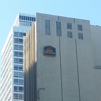 Photo taken at Best Western Ville-Marie Montreal Hotel & Suites by Tarif H. on 9/2/2013