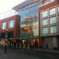 Photo taken at Manchester Arndale by Sasha K. on 12/10/2012