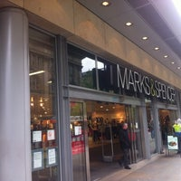 Photo taken at Marks & Spencer by Sasha K. on 5/12/2013