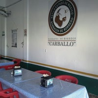 Photo taken at Barbacoa de Borrego Carballo by Lurdes M. on 2/4/2015