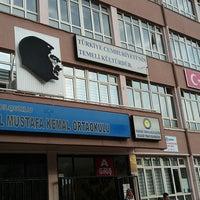 Photo taken at Mareşal Mustafa Kemal İlköğretim Okulu by Mehmet K. on 8/7/2017