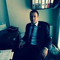 Photo taken at SMMM Bilal Özükırmızı by Bilal Ö. on 11/19/2013