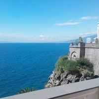 Photo taken at Corallo Hotel Sorrento by Ekaterina G. on 7/31/2014