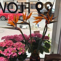 Photo taken at Espresso Holic in 29 Flowers by Alexandra G. on 4/7/2017