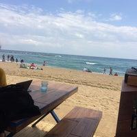 Photo taken at La Deliciosa Beach Bar by Çiğdem D. on 4/29/2018