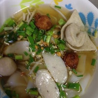 Photo taken at Nai Hung Fishball Noodle by Porsche_Simon (. on 6/16/2017