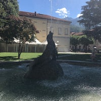 Photo taken at Piazza della Foca by Sandro B. on 9/5/2017