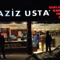 Photo taken at AZİZUSTA by Hamdullah on 11/14/2013