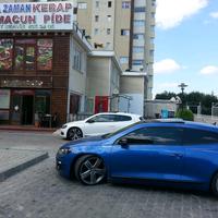 Photo taken at Şanlıurfa Zaman Kebap by Cemil Ç. on 8/21/2013
