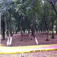 Photo taken at Parque De Paseo De Los Pirules by G G. on 10/3/2014